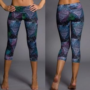 Onzie Rare Mathematics Leggings Crop S/M